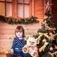 Внученька Деда Мороза :: Ольга Кучаева