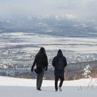 Туристы :: Наталья Литвинчук