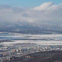 мой город между сопок :: Наталья Литвинчук