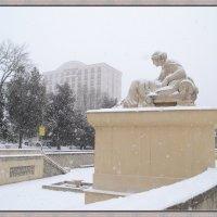 Снегопад в Ессентуках :: Сергей