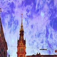 Гамбург. Ратуша :: Nina Yudicheva