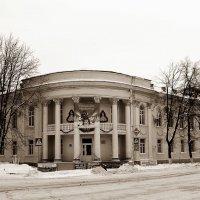 Шахтинский дворец пионеров :: Владимир Болдырев