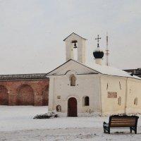 Церковь. Великий Новгород :: Lera Morozova