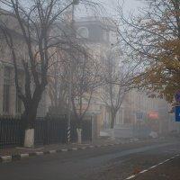 Две стороны жизни города :: Сергей Перфилов