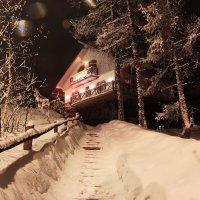 сказка на горе :: Владимир Акилбаев