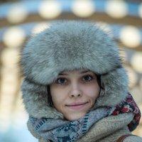 Зимний портрет :: Игорь Герман