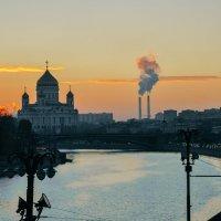 городские закаты :: Олеся Семенова