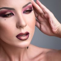 Project for make up artist: Olga Malahit :: Денис Сирик