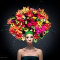Королева цветов :: Денис Сирик
