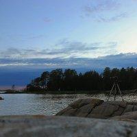 Кий-остров, Белое море :: Nikolay Zinoviev