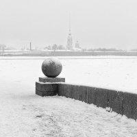Вид на Петропавловскую крепость :: Evgeny Kornienko