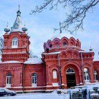Храм Спасителя Николая Чудотворца :: Виктор Орехов
