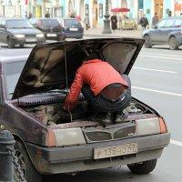 где тут этот карбюратор? :: Dmitry i Mary S