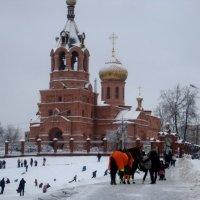 Рождественские праздники :: Елена Семигина