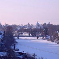 Морозное утро. :: vkosin2012 Косинова Валентина