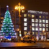 Москва новогодняя :: Руслан Гончар