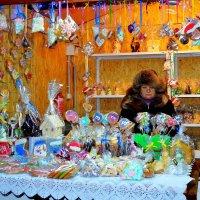 Новогодняя торговля :: Ростислав
