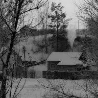 зима в селе :: Ирина ***