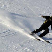 лыжник :: Александра Беляева