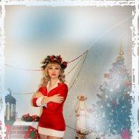 с новым годом и Рождеством! :: Елена Фотостудия ПаФОС