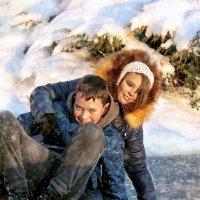 зимние забавы :: лада шлёнова