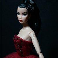 Kyori в красном :: Светлана Ш