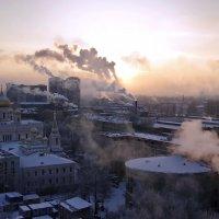Холодно... :: Виктор Фёдоров