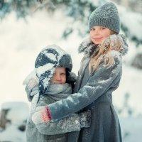 Рождественские забавы :: Марина Зотова