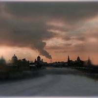 отопление Москвы :: Natalia Mihailova