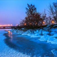 Шепот льда :: Denis Aksenov