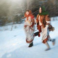 Ночь перед Рождеством :: Sergei Knyazev