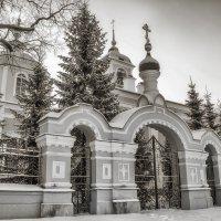 Казанская церковь. Дмитров. :: Анатолий. Chesnavik.