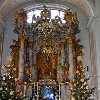 Аугсбургский собор Девы Марии ( Augsburger Dom) — кафедральный храм епархии Аугсбурга. :: Galina Dzubina