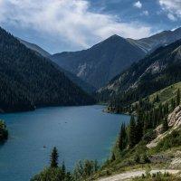 Колсай. Первое озеро :: Анастасия Бобровская