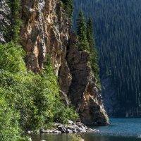 Озеро Кольсай :: Анастасия Бобровская