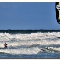 Ветер и волны. :: Leonid Korenfeld