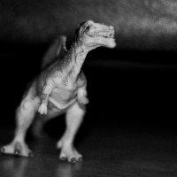 Динозаврик :: ольга каверзникова