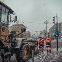 А снег не знал и падал... :: Ирина Данилова