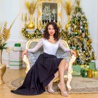 Новогодняя Юлия :: Творческая группа КИВИ