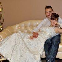 Антон и Анастасия. :: Раскосов Николай