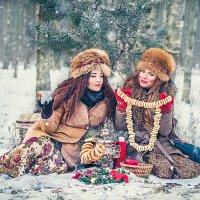 Чай с баранками :: Виктор Седов