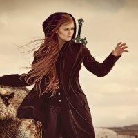 Песни волков :: Дмитрий Ларионов
