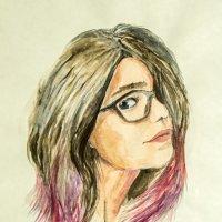 портрет девушки :: Дмитрий Потапкин