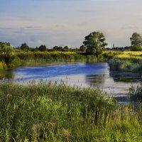 Небольшое озеро :: Игорь Ковалевский