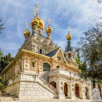 Церковь Марии Магдалины :: Alevtina Zibareva