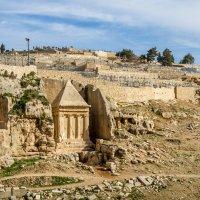 Долина Царей, мавзолей Иосафата :: Alevtina Zibareva