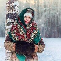 Здравствуй Зимушка - зима. :: Виктор Седов