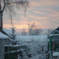 Зимнее небо :: BoxerMak Mak