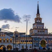 Вокзал :: Константин Бобинский
