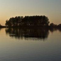 Заливы Тунгуски :: Валерий Майоров